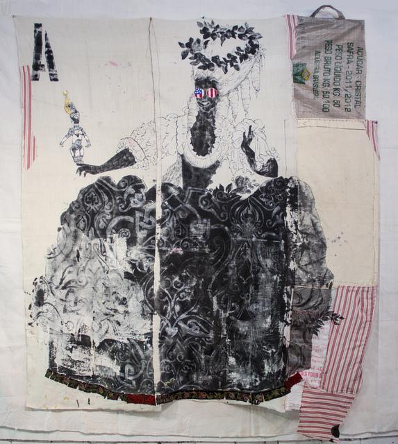 , 'Sister,' 2017, Galleria Giovanni Bonelli