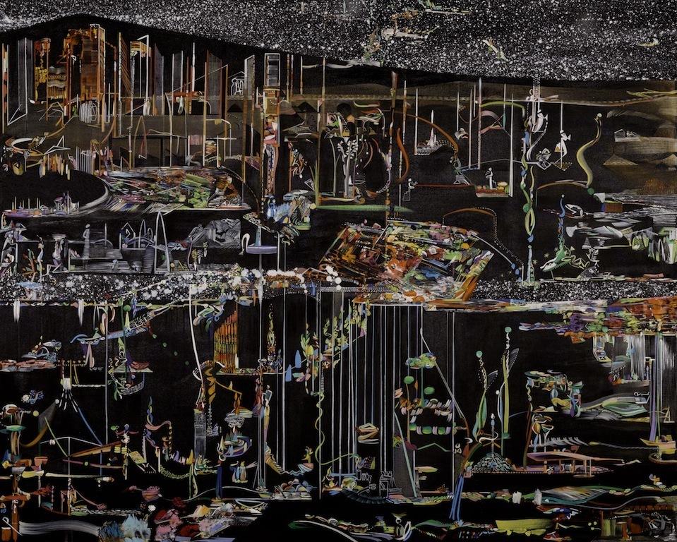 Regina Scully: Horizons in Space | Octavia Art Gallery | Artsy