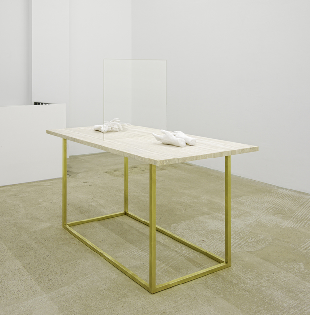 , 'Non fatto con le mani,' 2016, Daniel Marzona