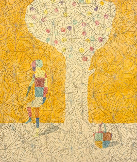 , 'Boy/Fruit Tree II,' 2005, Flowers
