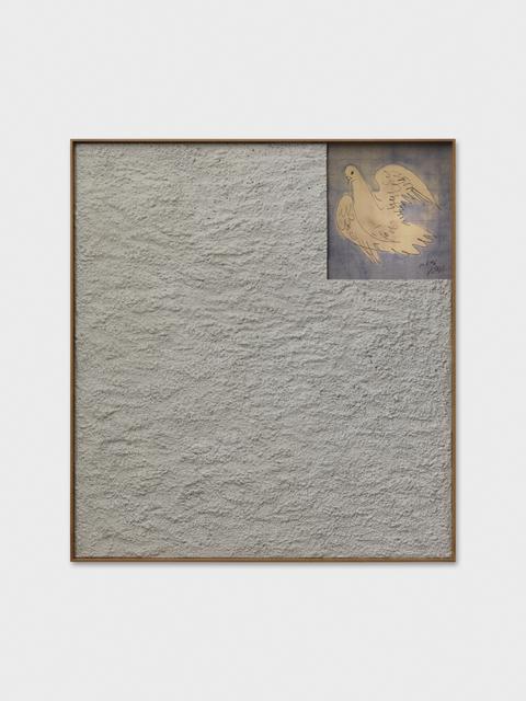 , 'La colombe,' 2017, Galerie Eva Presenhuber