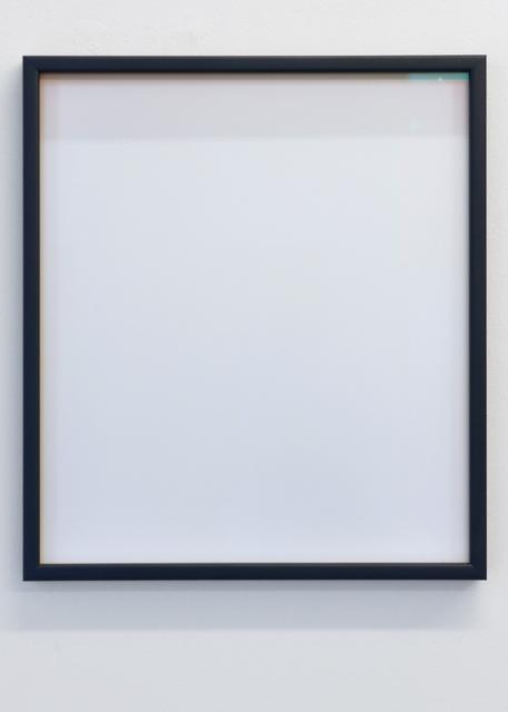 , 'Komplize (15),' 2016, Anne Mosseri-Marlio Galerie