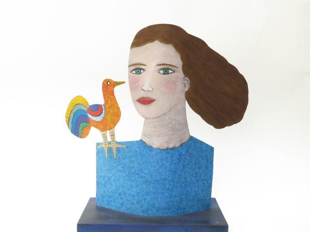 , 'Chanteuse à l'oiseau,' 2016, Modernism Inc.