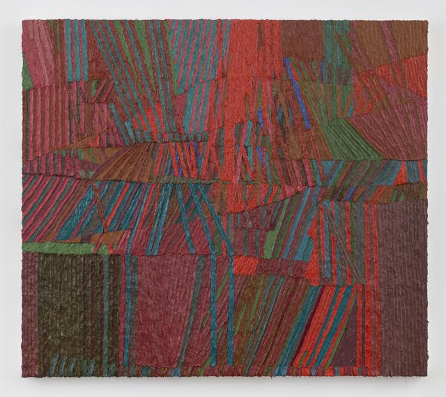 , 'porch and palm II,' 2017-2019, Elizabeth Harris Gallery