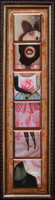 , 'The Futility of Escape Plan #363,' 2009, AFA Gallery