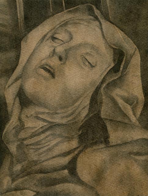 , 'The Ecstasy of Saint Teresa,' 2016, Cecilia Hillström Gallery