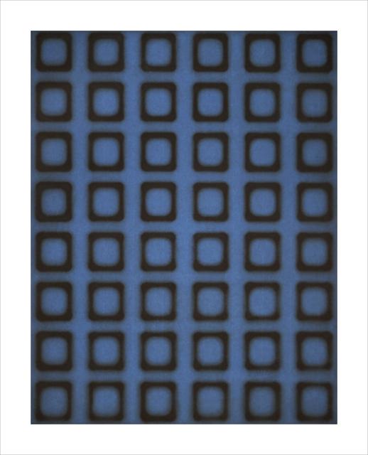, 'Grid 6, 10/25,' 2008, Manneken Press