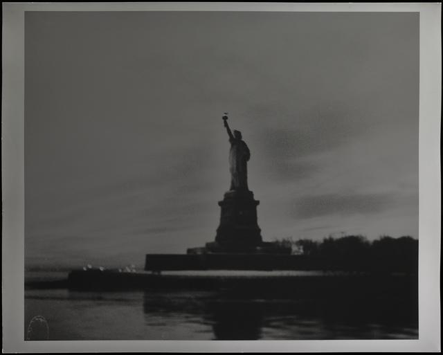 , 'Lady Liberty IX,' 2015, Galleri Bo Bjerggaard
