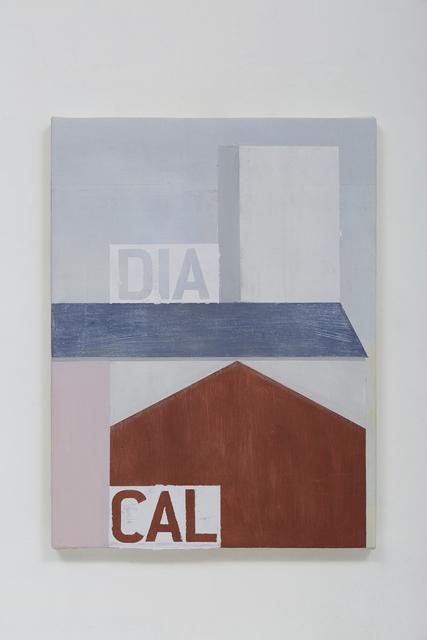 , 'Esquina Azul,' 2016, Galeria Nara Roesler