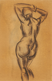 Untitled (Nude Study)