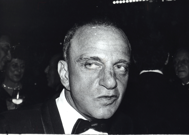 , 'Roy Cohn,' January 22-1980, Steven Kasher Gallery