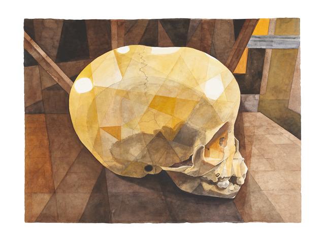 Walter Oltmann, 'Child Skull V', 2015, Goodman Gallery