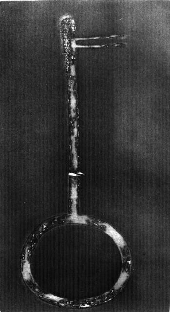 nele zirnite, 'Key', 1996, Turner Carroll Gallery