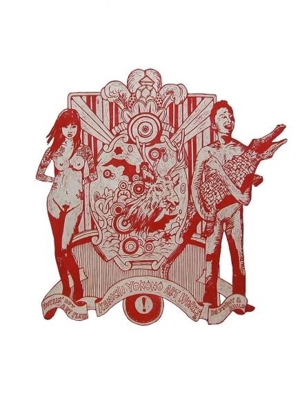 , 'Emblem (Yokono Art Works),' 2007, Mark Moore Fine Art