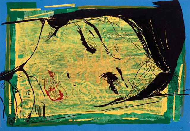 , 'Untitled,' 1990, Setareh Gallery