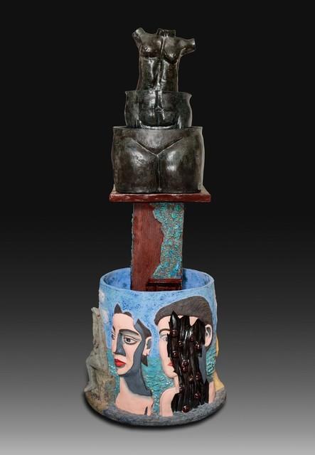 , 'I Sea Magritte,' 2017, Gallery Victor Armendariz