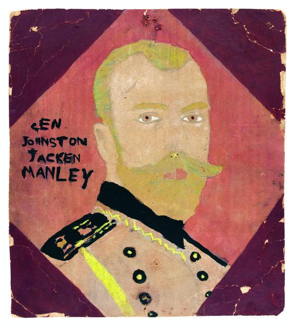, 'General Johnson Jacken Manley,' 1910-1970, Musée d'Art Moderne de la Ville de Paris