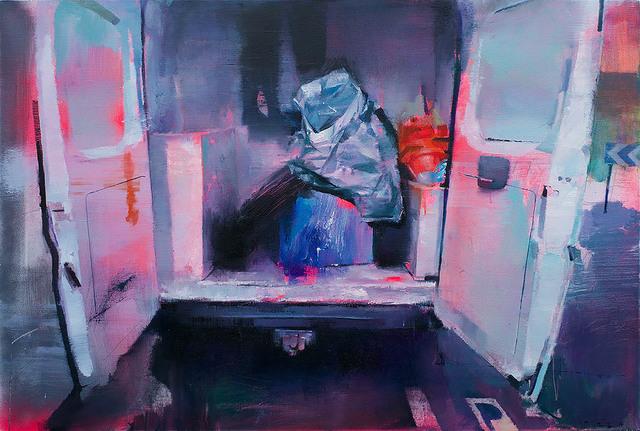 , 'Contenador,' 2017, PDP Gallery