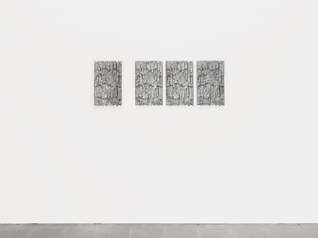 , 'Goseriederelief,' 2014, kestnergesellschaft
