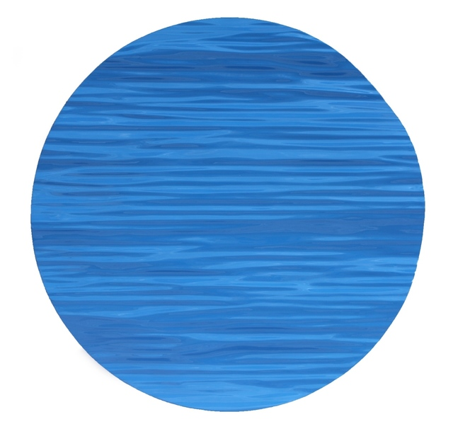 , 'Blue Ripples,' 2017, Art Bastion Gallery