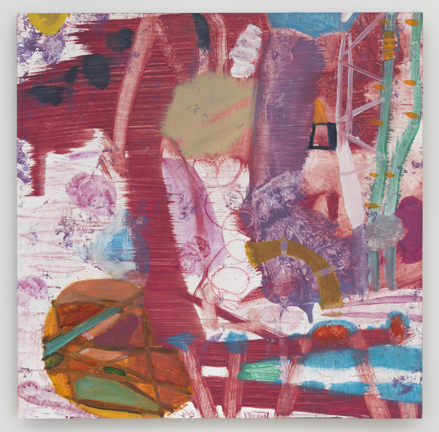 , 'Small Crush,' 2016-2017, Elizabeth Harris Gallery