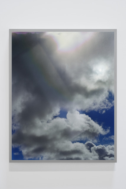 , 'Untitled #3 (Sky Leaks),' 2016, Division Gallery