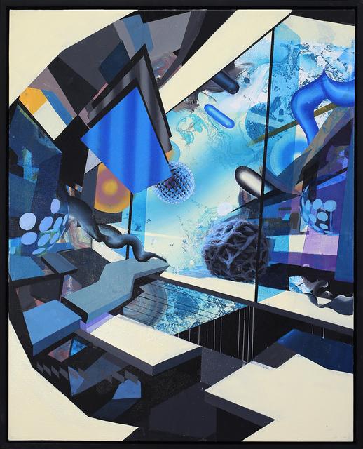 David Choong Lee, 'Untitled 2', 2017, Jonathan LeVine Projects