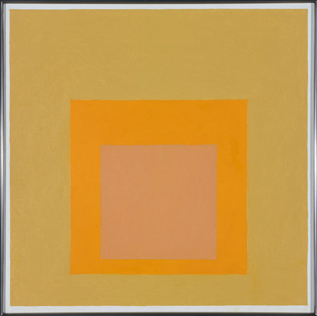 , 'HOMAGE TO THE SQUARE,' 1961, Galería Cayón