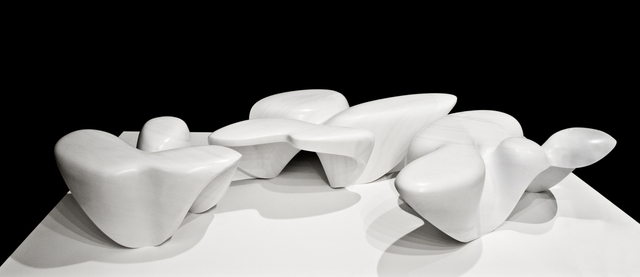 , 'Mercuric Set,' 2013, Zaha Hadid