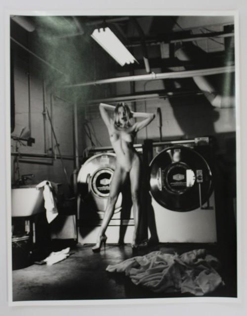 Helmut Newton, 'Domectic Nude III', 1992, Hal Katzen Gallery