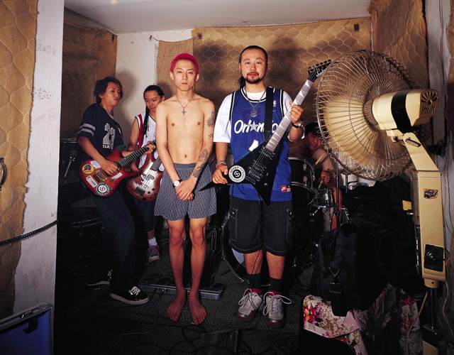 , 'Identity Exchange Series, Rocker,' 2004, Contemporary by Angela Li