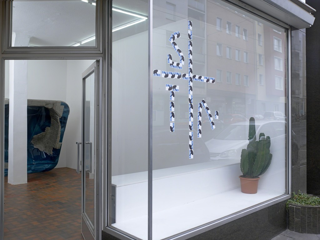 Matias Faldbakken (2015). Courtesy Capri, Düsseldorf. Photographer Achim Kukulies, Düsseldorf.