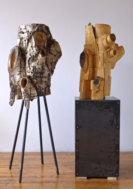 Mel Kendrick, 'Plug and Shell', 2000, David Nolan Gallery