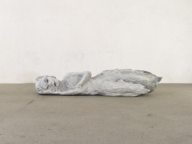 , 'Lying in white,' 2013-2018, Galerie Mikael Andersen