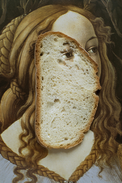 , 'Untitled (Bread-eye),' 2013, Benrubi Gallery