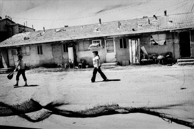 , 'Returning home from the laundromat. Mendota, California.,' 2009, Anastasia Photo