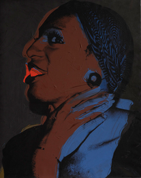 Andy Warhol, 'Ladies and Gentlemen (Wilhelmina Ross),' 1975, Sotheby's: Contemporary Art Day Auction