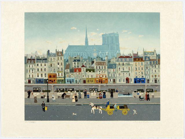 Michel Delacroix, 'Les heures du jour', Koller Auctions