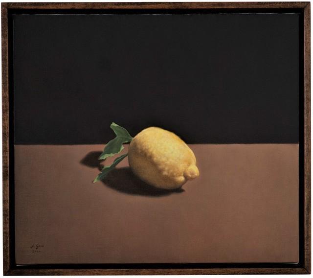Jeffrey Gold, 'Lemon', 2020, Painting, Oil on Linen, ARCADIA CONTEMPORARY