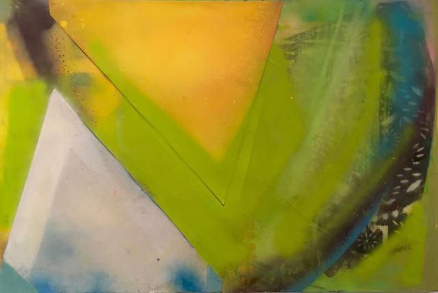 , 'Green Apple Surround,' 2016, David Richard Gallery