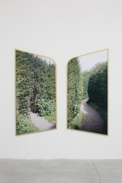 , 'Miroir,' 2014, The Dot Project