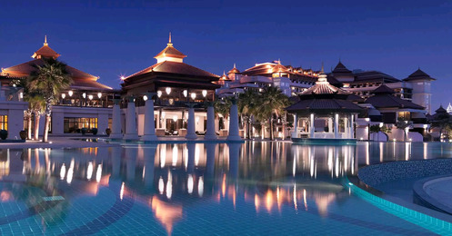 A Luxury 3-night Stay for 2 People at Anantara, The Palm Dubai Resort, with a Director's Tour of the Jameel Arts Centre