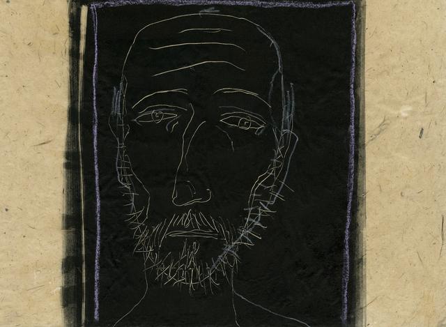 , 'My Father X,' 2017, Pratt Contemporary