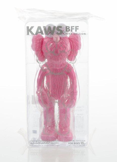 KAWS, 'BFF Companion (Pink)', 2017, Heritage Auctions