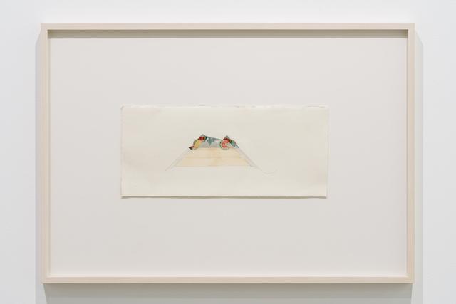 Tetsuro Kano, 'Practice surveying', 2016, Yuka Tsuruno Gallery