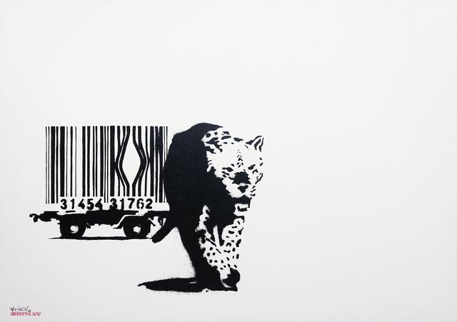 Banksy, 'Barcode', 2003, Tate Ward Auctions