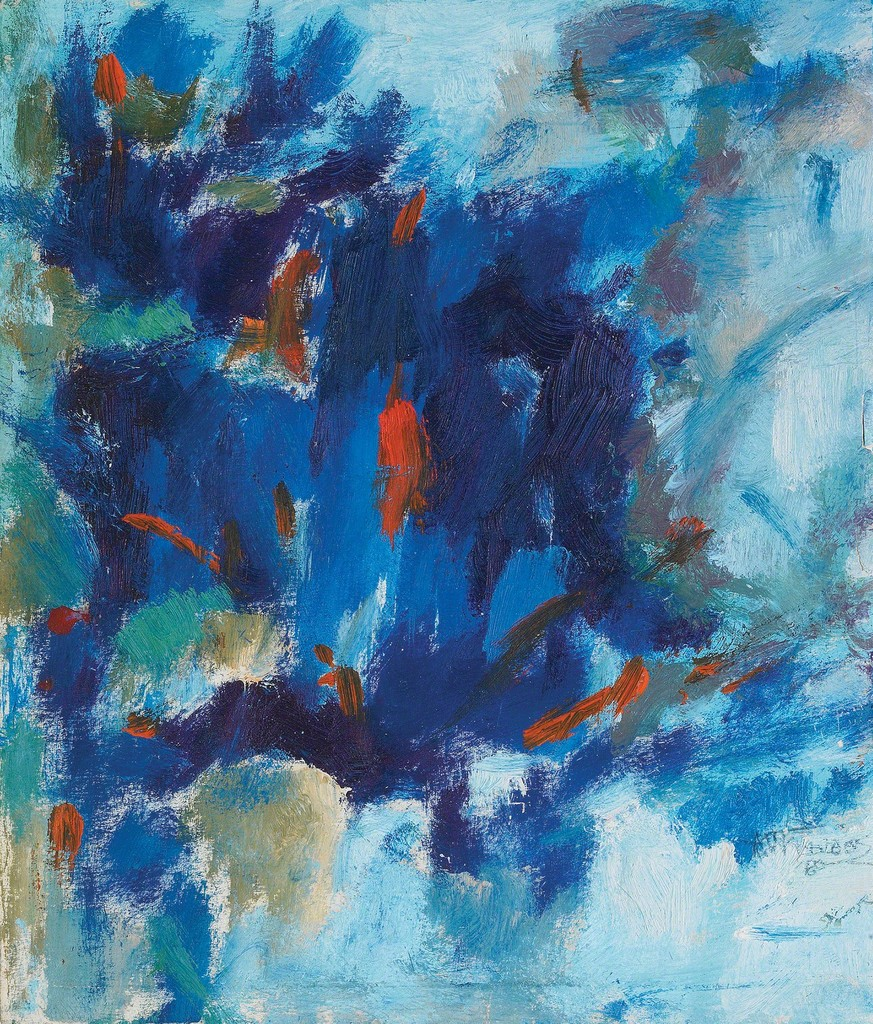 Untitled, c. 1958