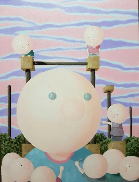 , 'Playground Odi,' 2016, Qube Gallery
