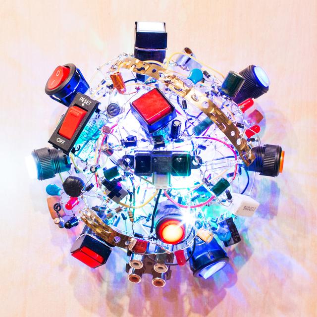 , 'Singularity-019,' 2018, AFA Gallery