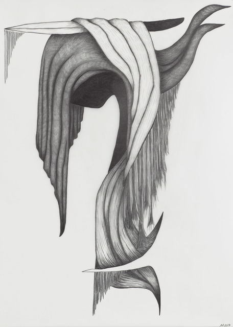 , 'Knife Girl I ,' 2017, Sophia Contemporary